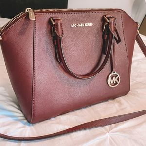 AUTHENTIC MICHAEL KORS CIARA SATCHEL